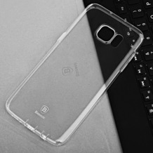 Baseus Air - flexibles Case für Samsung Galaxy S7 Edge, transparent