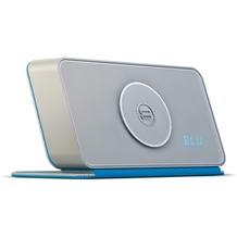 Bayan Audio Soundbook - Wireless Portable Speaker - Silver