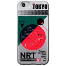 Benjamins AirPort Tokyo - Silikon Cover - Apple iPhone 7