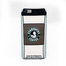 Benjamins Coffee Soft Case, iPhone 6/6s Hülle