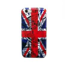 Benjamins Pop UK Flag Soft Case, iPhone 6/6s Hülle, UK Flagge