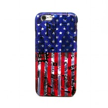 Benjamins Pop US Flag Soft Case, iPhone 6/6s Hülle, USA Flagge