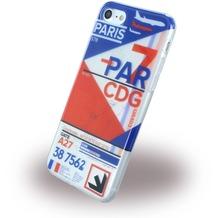 Benjamins Silikon Cover - Apple iPhone 7 - Paris