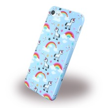 Benjamins Silikon Cover - Apple iPhone 7 - Unicorn