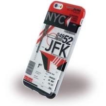 Benjamins SilikonCover - Apple iPhone 6, 6s - Airport JFK New York