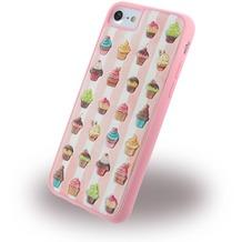 Benjamins SilikonCover - Apple iPhone 7 - Cupcake
