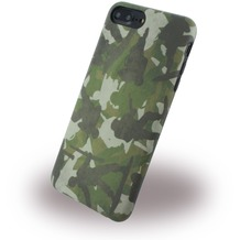 Benjamins SilikonCover - Apple iPhone 7 Plus - Camouflage