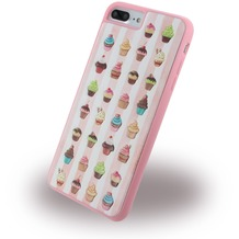Benjamins SilikonCover - Apple iPhone 7 Plus - Cupcake
