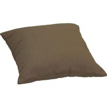 BEO Zierkissen für Loungemöbel 50x50 - linksgenäht sand