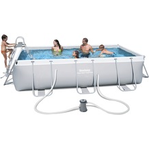 "Bestway Frame Pool ""Power Steel"" Set 404 x 201 x 100 cm"