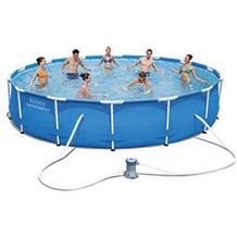 Bestway Frame Pool Steel Pro Set 427 x 84 cm
