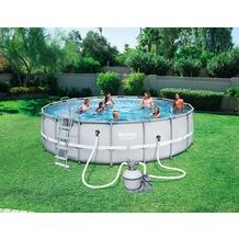 Bestway Power Steel™ Frame Pool Set 549x132cm