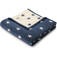 Biederlack Orion Cotton Texas Stars 150x200