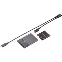 Blackberry Akkuladegerät E-Serie (inkl. Akku E-M1, Y-Kabel)