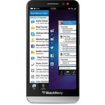 Blackberry Z30, schwarz