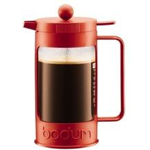 kaffeebereiter filter in der farbe rot. Black Bedroom Furniture Sets. Home Design Ideas