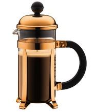 Bodum CHAMBORD Kaffeebereiter, 3 Tassen, 0.35 l kupfer