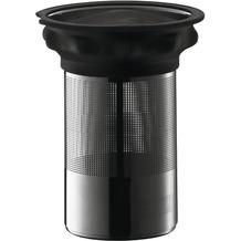 Bodum COMPONENT Edelstahlfilter mit Silikonring zu Teebereiter 1.5 l schwarz