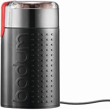 Bodum BISTRO Elektrische Kaffeemühle, glänzend schwarz