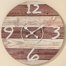 Boltze Wand-Uhr Pedro D70cm