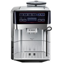 Bosch Espresso-/Kaffeevollautomat VeroAroma 700 TES 60759DE  silber/schwarz