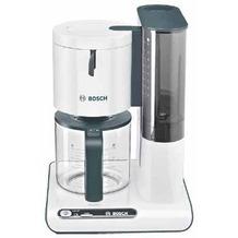 Bosch Kaffeemaschine Styline TKA 8011, weiß-anthrazit