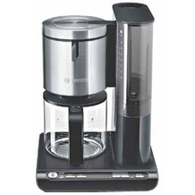 Bosch Kaffeemaschine Styline TKA 8633, schwarz