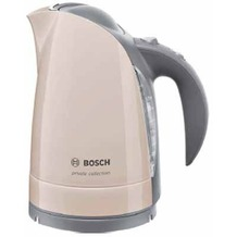 Bosch Wasserkocher private collection, sand-grau