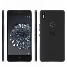 BQ Aquaris X5 Plus, 16 GB, schwarz/anthrazit