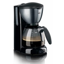 Braun Cafe House Pure Aroma DeLuxe KF 570, schwarz