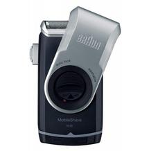 Braun Pocket M-90, schwarz-silber
