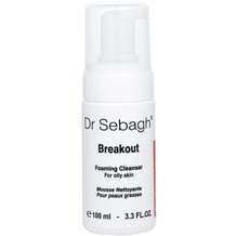 Breakout Foaming Cleanser 100 ml