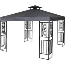 "Brema Dach zu Pavillon ""Rimini"" 300x300cm anthrazit"