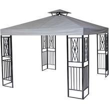"Brema Dach zu Pavillon ""Rimini"" 300x300cm hellgrau"