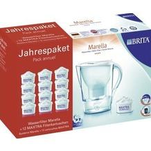 Brita Marella Cool Jahrespaket, Weiss