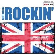 Britain is rockin', CD
