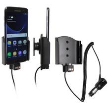 Brodit Samsung Galaxy S7 Edge KFZ-/Autohalterung mit Ladefunktion über Zigarettenanzünder