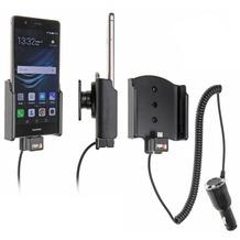 Brodit Huawei P9 KFZ-/Autohalterung mit Ladefunktion über Zigarettenanzünder
