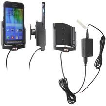 Brodit Samsung Galaxy Xcover 3 KFZ-/Autohalterung mit Ladefunktion (Festinstallation)