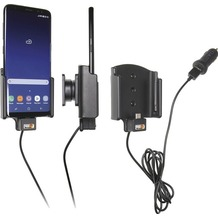 Brodit PDA Halter aktiv Samsung Galaxy S8 mit USB-Kabel