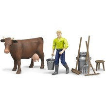 Bruder Figurenset Landwirtschaft