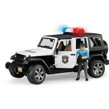 Bruder Jeep Wrangler UR Polizei