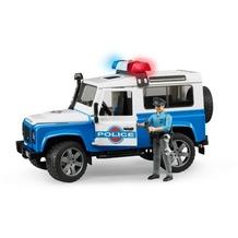 Bruder Land Rover Defender/Polizei