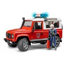 Bruder Land Rover Station Wagon Feuerwehr