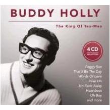 Buddy Holly-King of Tex-Mex, CD