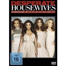 Buena Vista Desperate Housewives (Die komplette Serie / Schuberversion) DVD
