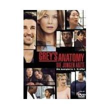 Buena Vista Greys Anatomy - Die jungen Ärzte (Season 1) DVD