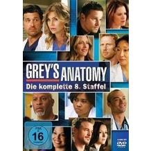 Buena Vista Greys Anatomy - Die jungen Ärzte (Season 8) DVD
