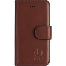 Bugatti Booklet Case Milano for iPhone 5/5S/SE braun