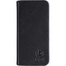 Bugatti Booklet Case Oslo for iPhone 5/5S/SE schwarz